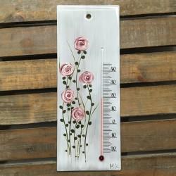 """Termometr- """"Różyczki"""""""