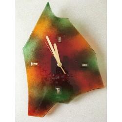 Zegar wiszący, wykonany na zamówienie