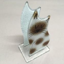 Serwetnik z 2 figurek kotów