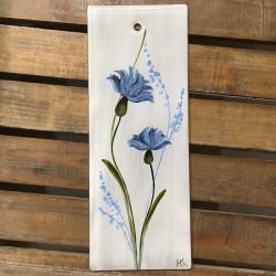 """Obrazek 8x22 - """"Chabry niebieskie"""""""