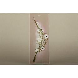 """Obrazek 8x22 - """"Gałązka różowa"""""""