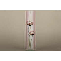 "Obrazek 6x22 - ""Maki różowe"""