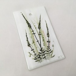 """Obrazek 7x12 - """"Lawenda zielona"""""""